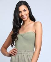 Forever 21 Women Green Bodysuit