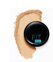 MAYBELLINE NEW YORK Fit me  Compact(Light Beige, 118, 8 g)
