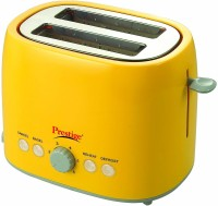 Prestige Pop-Up Toaster PPTPKY 850 W Pop Up Toaster(Yellow)