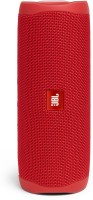 JBL Flip 5 20 W Bluetooth  Speaker(Red, Stereo Channel)