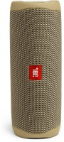 JBL Flip 5 20 W Bluetooth  Speaker(Sand, Stereo Channel)