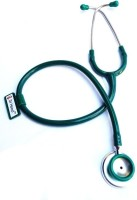 Dr. Head Green Classic Cardiology Stethoscope For All Stethoscope Cardiology Stethoscope(Green)