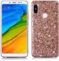 Redmi note5 pro Case, TPU Soft Shell Luxury Glitter Hard Back Case Cover for Redmi note5 pro (Rose gold)