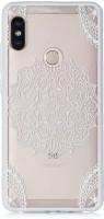 XIAOMI/Redmi Phone Back Cover Case Embossed Lace Stylish Designer TPU& PC Cover Case for Redmi NOTE5 PRO