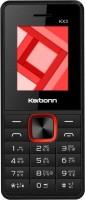 Karbonn KX3(Black,Red)