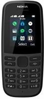 Nokia 105 Ta-1304 SS (Black)(Black)