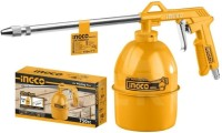 INGCO AWG1001 Air washing gun ( Washing capacity:0.75L ) Air Assisted Sprayer(Yellow)