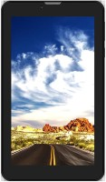 Lava Ivory Plus 4G 8 GB 7 inch with 4G Tablet (Black)