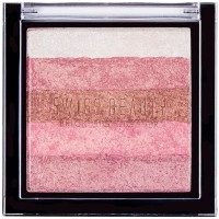 Swiss Beauty Brick Highlighter Multicolor(Multicolor)