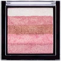 Swiss Beauty Brick Highlighter Multicolor(Multicolor)