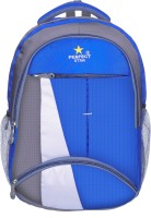 PERFECT STAR STYLISH FASHION NEW MODLE SCHOOL COLLEGE BACKPACK FOR BOYS & GIRLS 35 L Laptop Backpack(Blue, Grey, White)