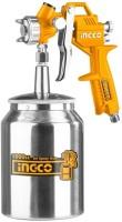 INGCO ASG3101 Spray gun ( 1000 CC ) HVLP Sprayer(Yellow)