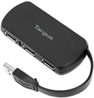 Targus USB Hub With Port ACH214AP USB Hub(Black)