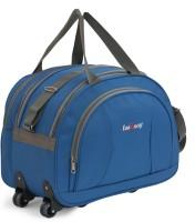 LeeRooY BLUE-097 Waterproof Trolley(Blue, 55 L)