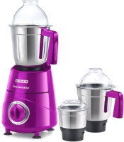 Usha thunderbolt TH800MX3 800 W Mixer Grinder(Purple, 3 Jars)