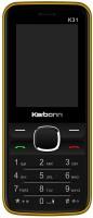 KARBONN K31(Black, Yellow)