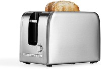 SS 1455 800 W Pop Up Toaster(Silver)