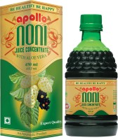 Apollo Noni With Aloevera Juice Concentrate Mixed Fruit(450 ml, Pack of 1)