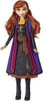 Disney Frozen Anna Autumn Swirling Adventure Fashion Doll That Lights Up, by Frozen 2, Toy For Kids Ages 3 and Up(Multicolor)