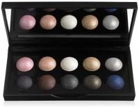 Elf Baked Eyeshadow Palette Nyc 28 g(Black)