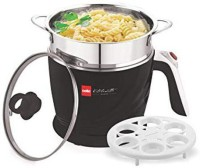 Cello multi utility cooker 100 A Travel Cooker(1.2 L, Black)