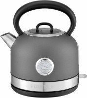 Hafele Dome - Electric Stainless Steel Kettle Electric Kettle(1.7 L, Grey)