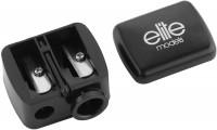 Elite Models Dual Barrel Makeup Pencil Sharpener