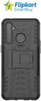 Flipkart SmartBuy Back Cover for Realme 5, Realme 5s, Realme 5i(Black, Flexible)