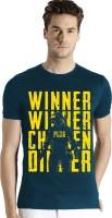 Adro Men's Cotton PUBG Fan Printed T-Shirt