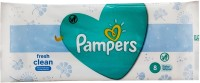 Pampers Fresh Clean Baby Wipes(8 Wipes)