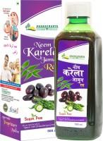 Pranacharya Neem, Karela, Jamun Juice Sugar Free Drink 500 ml(500 ml)