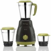 McCoy Star 500 Mixer Grinder(Grey,Green, 3 Jars)