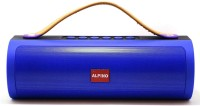 Alpino JP103AP Portable Bluetooth Speaker with 6 Hour Playtime|in Built powerbank|USB/FM Support 10 W Bluetooth  Speaker(Blue, Stereo Channel)