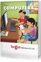 Blossom Basic Knowledge Of Computer Learning Book For Kids   Level 3   Computer Fundamentals For Knowledge On MS Paint, Notepad, Wordpad, Windows, Internet And MSW Logo(Paperback, Target Publications)