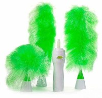 Bhajan Electric Go Duster Feather Wet and Dry Duster Wet and Dry Duster Set(Pack of 5)