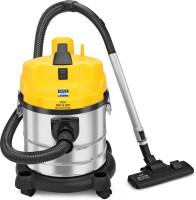 Kent KSL-612 Wet & Dry Vacuum Cleaner(Silver, Yellow)