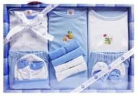 Mini Berry 13 pcs Baby Gift Set   Blue