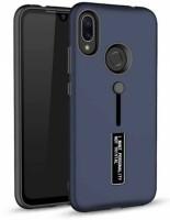 Flipkart SmartBuy Back Cover for Flipkart SmartBuy Back Cover for Mi Redmi Note 7, Mi Redmi Note 7 Pro, Mi Redmi Note 7S(Blue, Shock Proof)