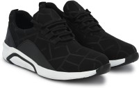 AWM AWM Men's Sports Running Shoes (Z Black-6) Running Shoes For Men(Black)