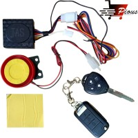 Pious One-way Bike Alarm Kit(Siren 125 dB)