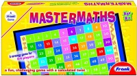 Frank Mastermaths Puzzle For 8 Year Old Kids And Above(45 Pieces)