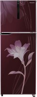 Panasonic 336 L Frost Free Double Door 3 Star Refrigerator(Lily Wine, NR-BG341PLW3)