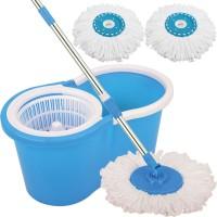 Yozika Mop for Floor Cleaning Heavy Duty Wet & Dry Mop Mop