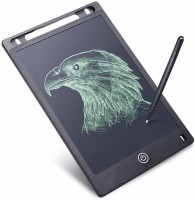 BROMIND Portable LCD Writing Board Slate Drawing Record Notes Digital Notepad with Pen Handwriting Pad Paperless Graphic Tablet for Kids at Home School, Writing Pads, Writing Tablet(Black)