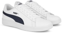 Puma Smash v2 L Sneakers For Men White