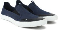 Puma Lazy Knit IDP Slip On Sneakers For Men(Navy)