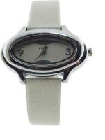 Fizix F-D-White-White Analog Watch - For Women
