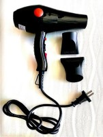 MARCRAZY hair dryer dry1s Hair Dryer(2000 W, Black)