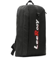 LeeRooy MN-LeeRooy 22 Ltr Canvas Black Multipurpose Bag Backpack Waterproof Multipurpose Bag(Black, 22 L)