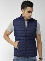 Indian Terrain Sleeveless Solid Men Jacket